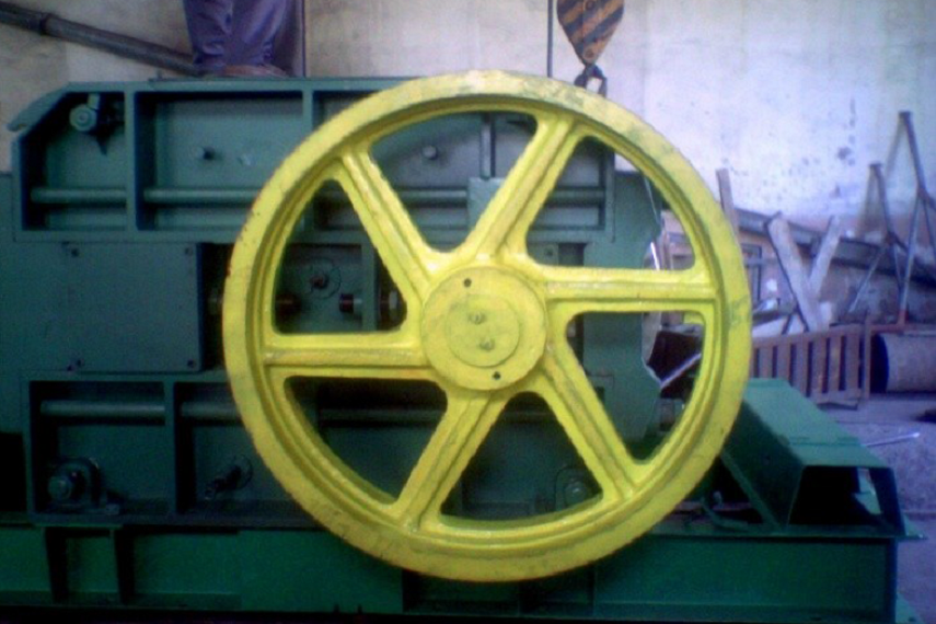 Fine smooth roller mill (FSRM) - 36